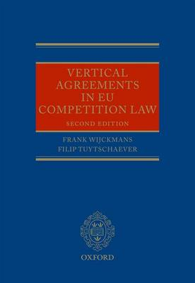 Vertical Agreements in EU Competition Law (Hardback)