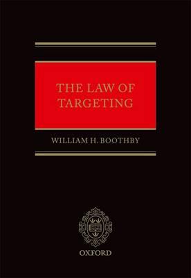 The Law of Targeting (Hardback)