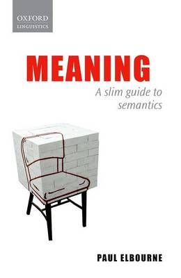 Meaning: A Slim Guide to Semantics (Paperback)