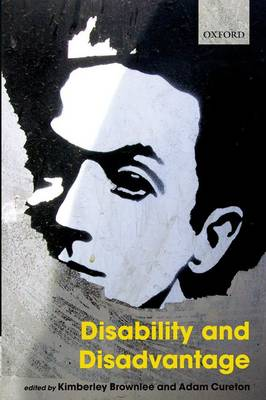 Disability and Disadvantage (Paperback)