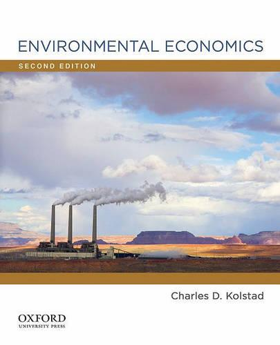 Environmental Economics (Hardback)