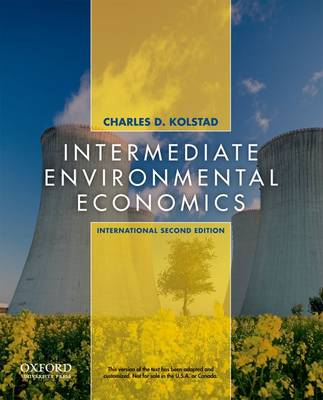 Intermediate Environmental Economics: International Edition (Paperback)