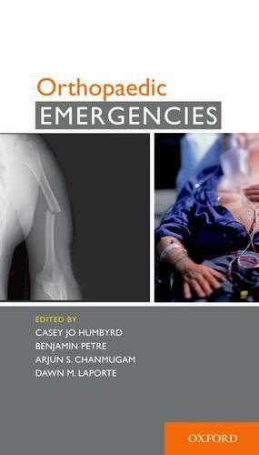 Orthopaedic Emergencies (Paperback)