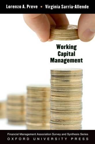 Working Capital Management - FMA SURVEY (Hardback)
