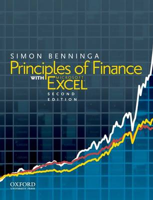 Principles of Finance with Excel (Hardback)
