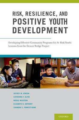 Risk, Resilience, and Positive Youth Development: Developing Effective Community Programs for At-Risk Youth: Lessons from the Denver Bridge Project (Hardback)