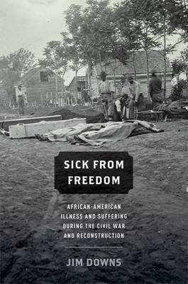 Sick from Freedom: African-American Illness and Suffering during the Civil War and Reconstruction (Hardback)