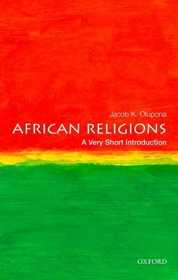 African Religions: A Very Short Introduction - Very Short Introductions (Paperback)