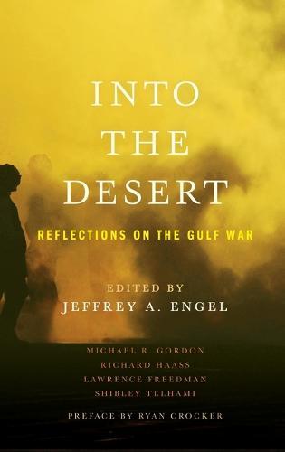 Into the Desert: Reflections on the Gulf War (Hardback)