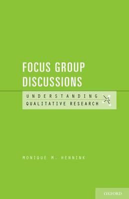 Understanding Focus Group Discussions - Understanding Statistics (Paperback)
