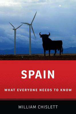 Spain: What Everyone Needs to Know (R) - What Everyone Needs To Know (R) (Hardback)