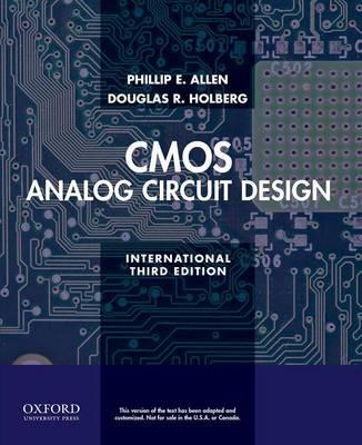 CMOS Analog Circuit Design (Paperback)