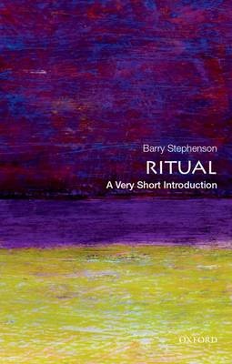 Ritual: A Very Short Introduction - Very Short Introductions (Paperback)