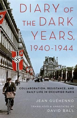Diary of the Dark Years, 1940-1944 (Hardback)