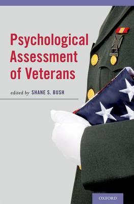 Psychological Assessment of Veterans (Hardback)