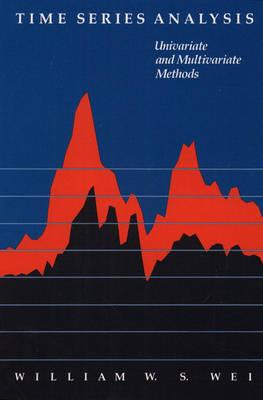 Time Series Analysis: Univariate and Multivariate Methods (Paperback)