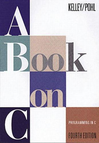 A Book on C: Programming in C (Paperback)
