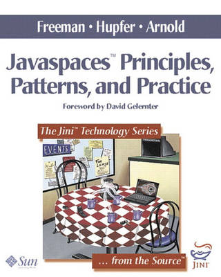 JavaSpaces (TM) Principles, Patterns, and Practice (Paperback)