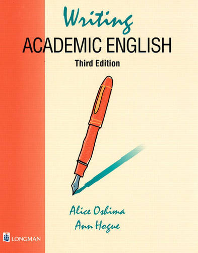 Writing Academic English, Longman Academic Writing (Paperback)