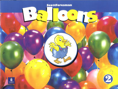Balloons: Kindergarten, Level 2 (Paperback)