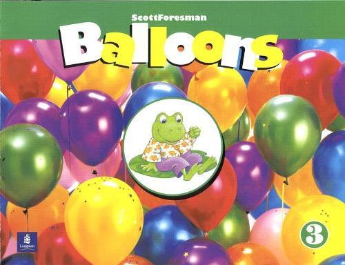 Balloons: Kindergarten, Level 3 (Paperback)