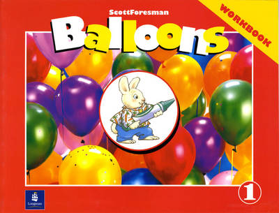Balloons: Kindergarten, Level 1 Workbook (Paperback)