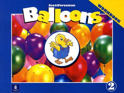 Balloons: Kindergarten, Level 2 Workbook (Paperback)