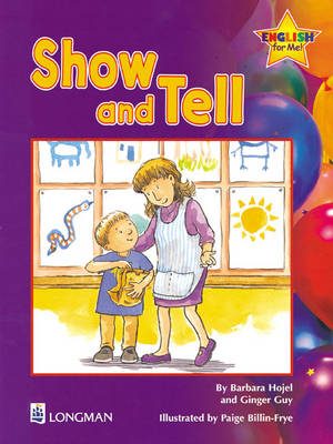 Show and Tell Storybook 1, English for Me! (Paperback)