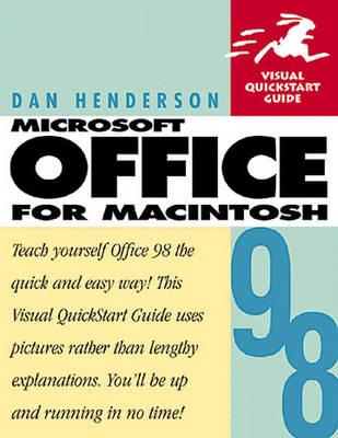 Microsoft Office 98 for Macintosh: Visual Quickstart Guide (Paperback)