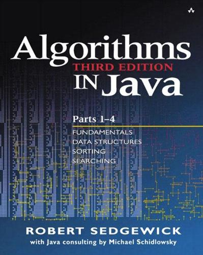 Algorithms in Java, Parts 1-4 (Paperback)