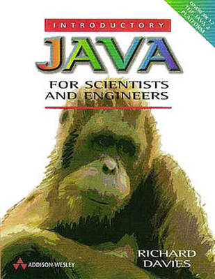 Introductory Java for Scientists and Engineers (Paperback)