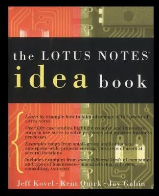 Lotus Notes Idea Book (Paperback)