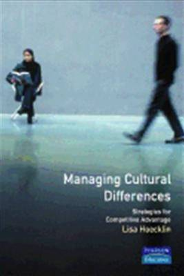 Managing Cultural Differences: Strategies For Competitive Advantage (Paperback)