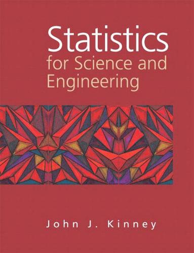 Statistics for Science and Engineering (Hardback)