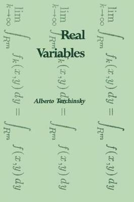 Real Variables (Paperback)