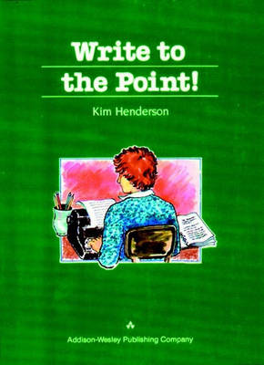 Write to the Point! (Hardback)