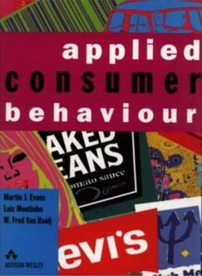 Applied Consumer Behavior (Paperback)