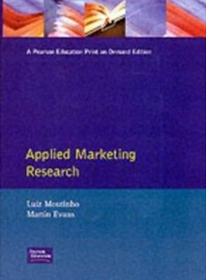Applied Marketing Research (Paperback)
