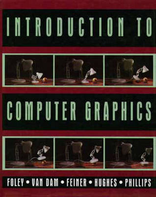 Introduction to Computer Graphics (Hardback)