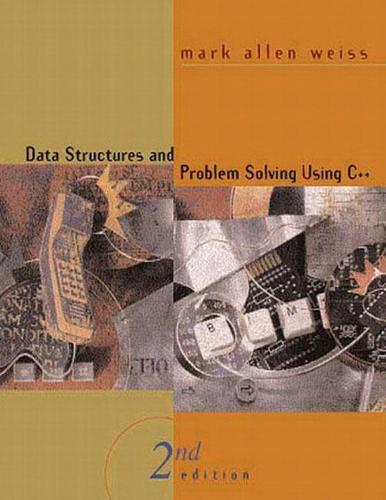 Weiss: Alg Data Str Prob Solv C++_c2: United States Edition (Hardback)