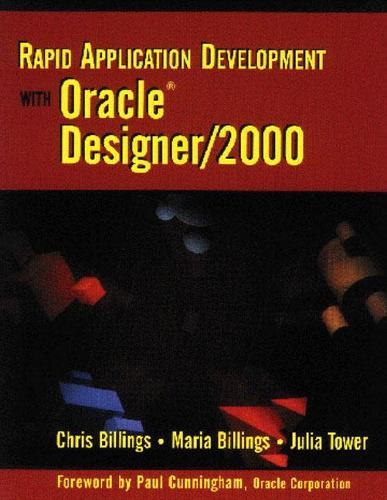 Rapid Application Development with Oracle Designer/2000 (Paperback)