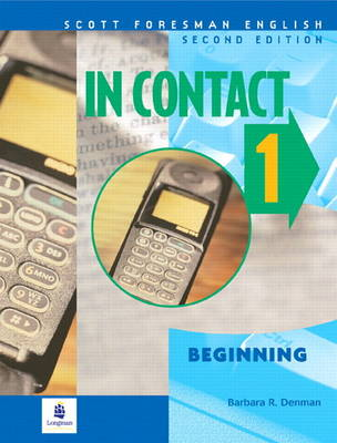 In Contact 1, Beginning, Scott Foresman English Workbook (Paperback)
