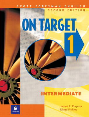 On Target 1, Intermediate, Scott Foresman English Audio CD (CD-Audio)