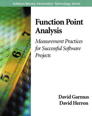 Function Point Analysis: Measurement Practices for Successful Software Projects (Paperback)