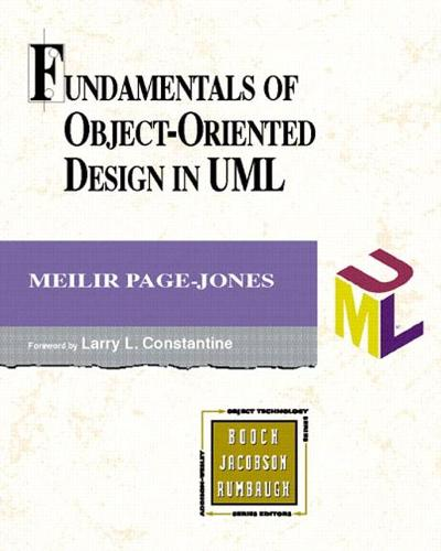 Fundamentals of Object-Oriented Design in UML (Paperback)