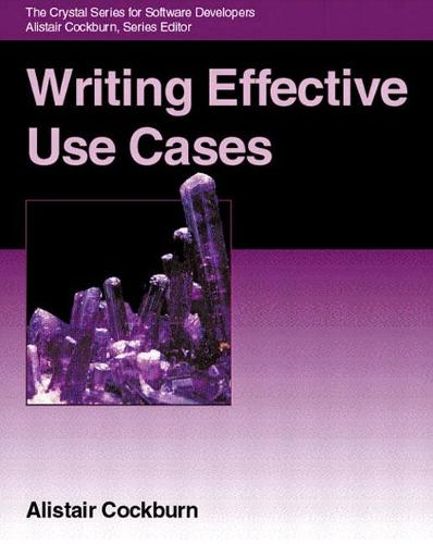 Writing Effective Use Cases (Paperback)