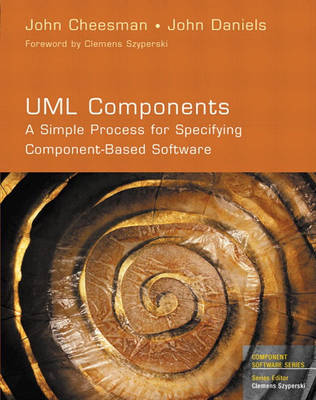 UML Components: A Simple Process for Specifying Component-Based Software (Paperback)