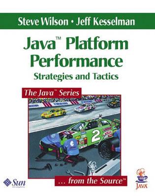 Wilson: Java Platform Performance_p1 (Paperback)