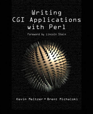Writing CGI Applications with Perl (Paperback)