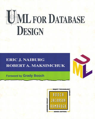 UML for Database Design (Paperback)